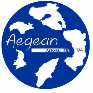 A picture of AIESEC AEGEAN Logo
