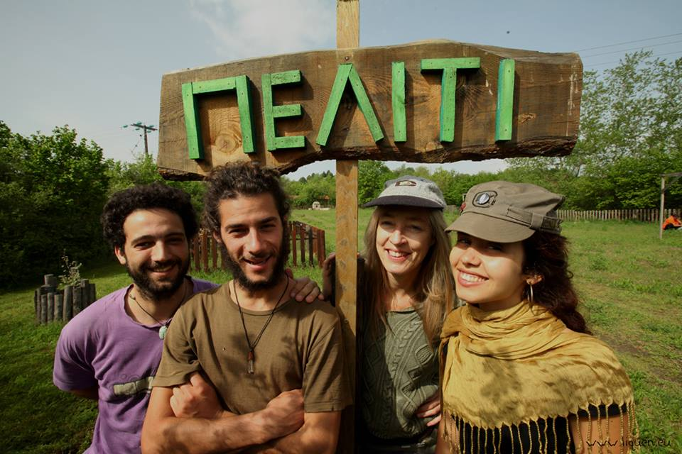 CEED Act Crew at Pelity Festival Image